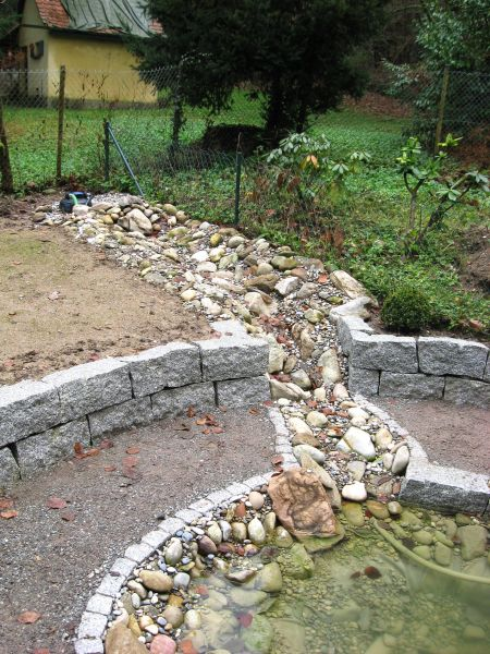 Gartenteich z une garten design ideen um ihr zuhause zu for Teichanlage selber bauen